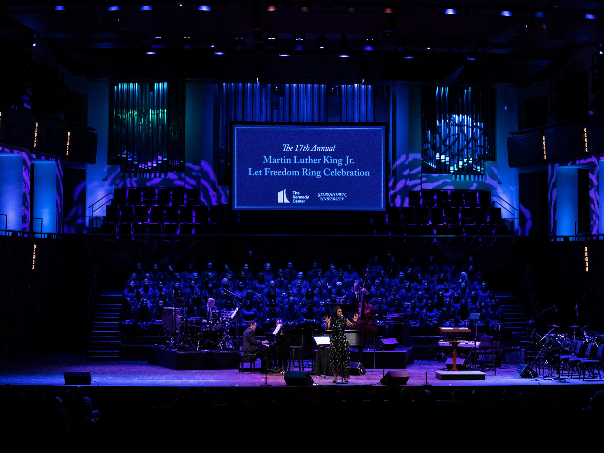 Let Freedom Ring Celebration at the Kennedy Center