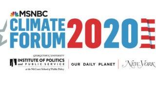 Climate Forum 2020 Logo
