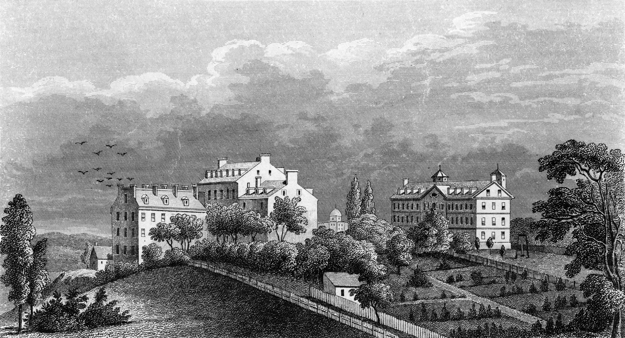Georgetown University in the 19th century