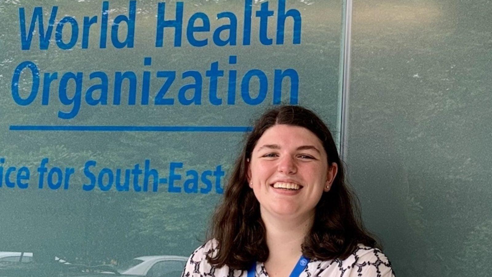 Sara Rotenberg (NHS'20)
