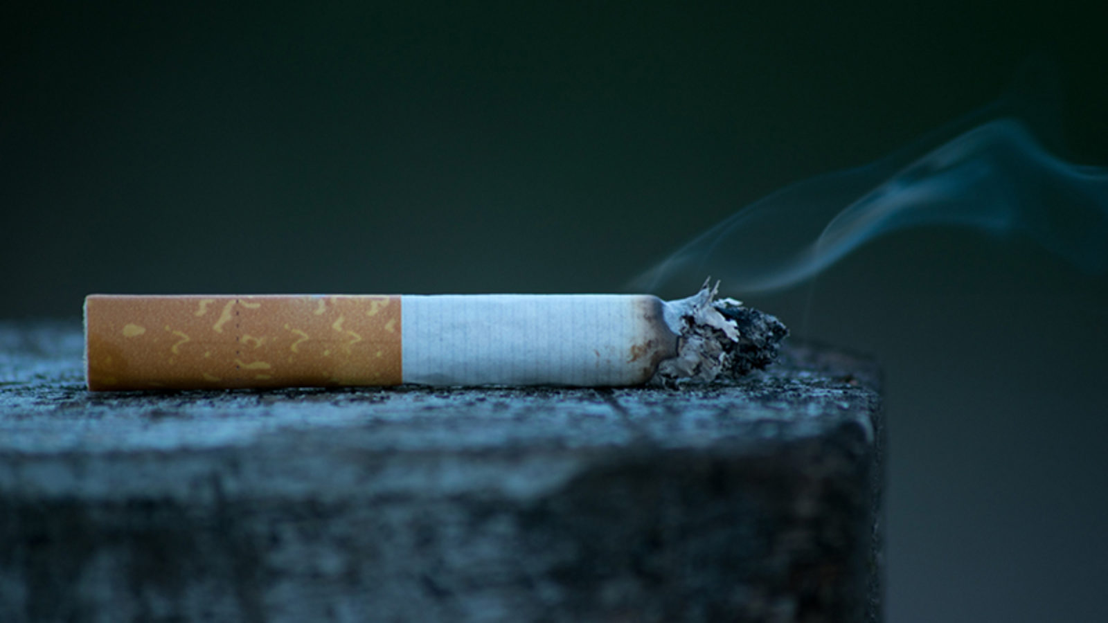 cigarette smoking by itself