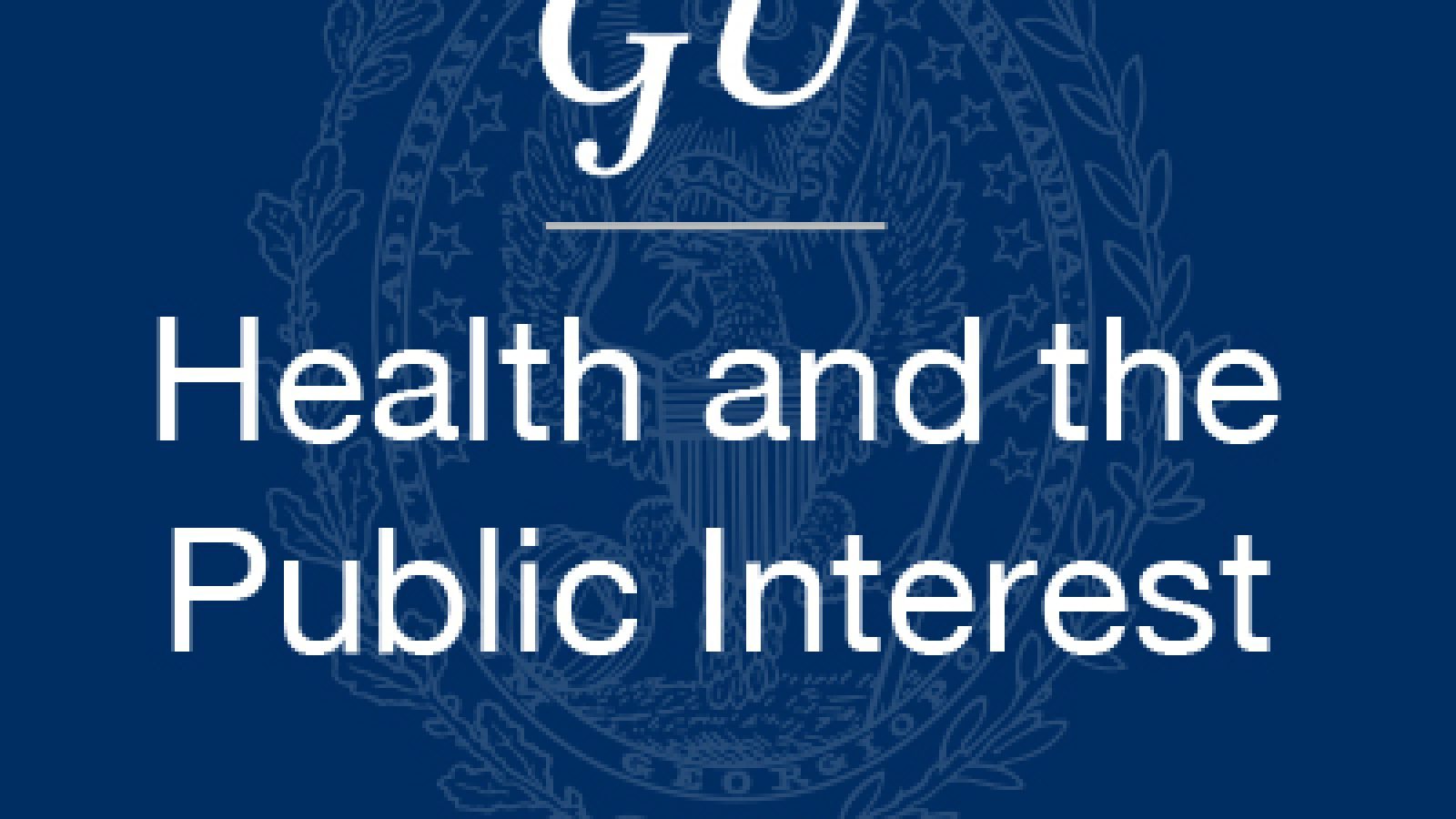 M.S. Health and the Public Interest social media logo