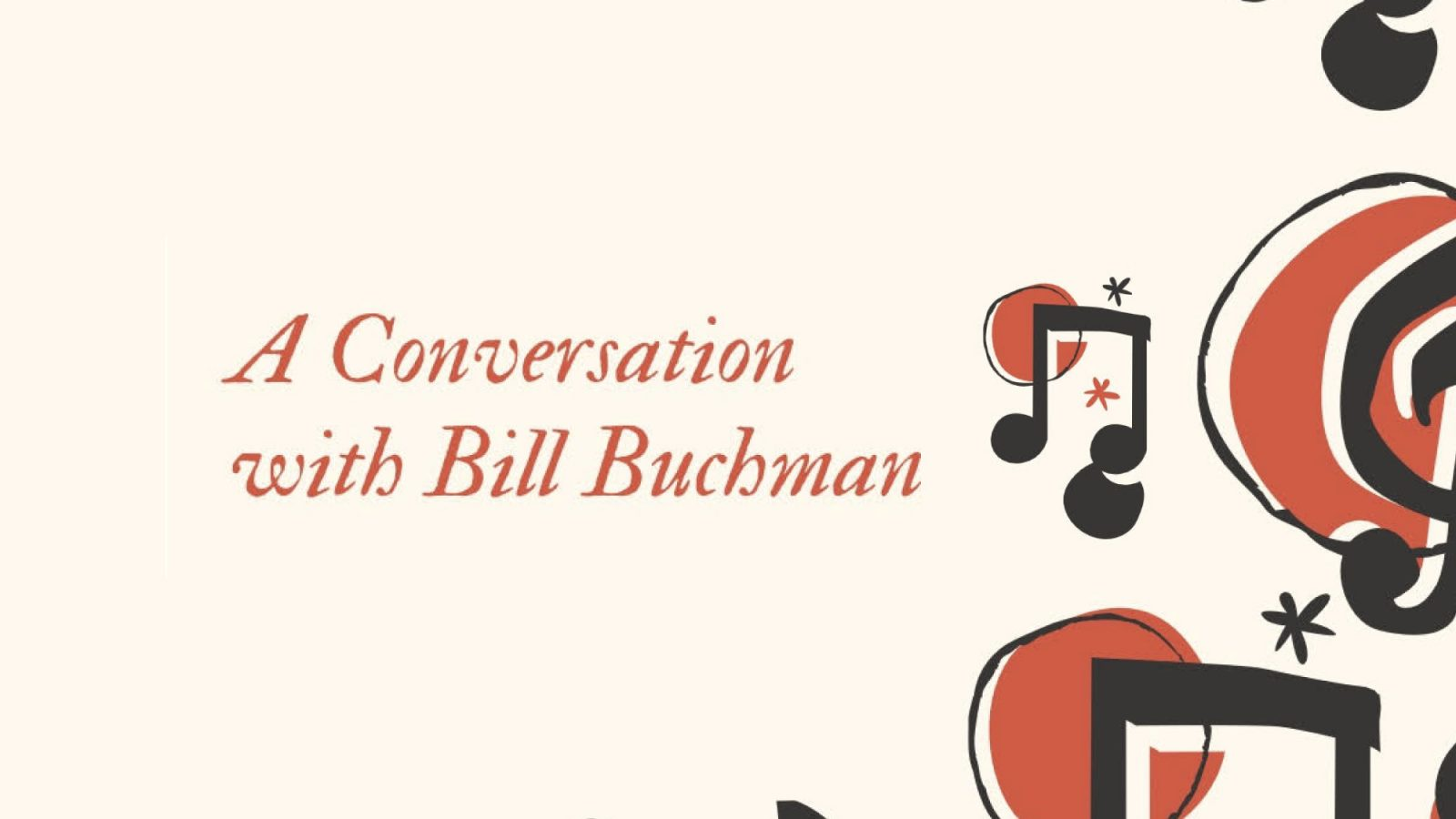 Musical notation and photo of Assistant Principal Bassoonist of the Chicago Symphony Orchestra Bill Buchman