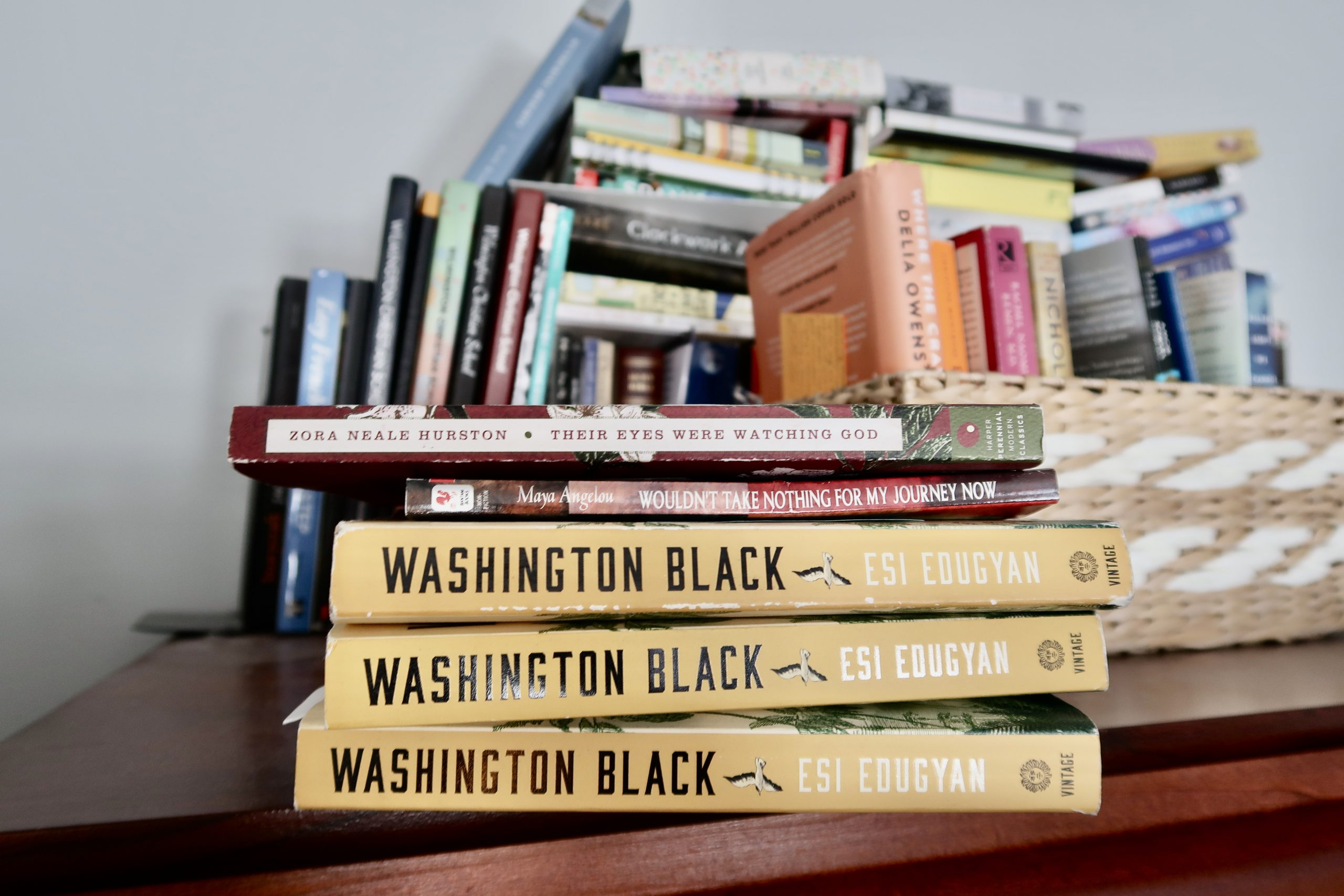 My Favorite Books by Black Authors - Georgetown University