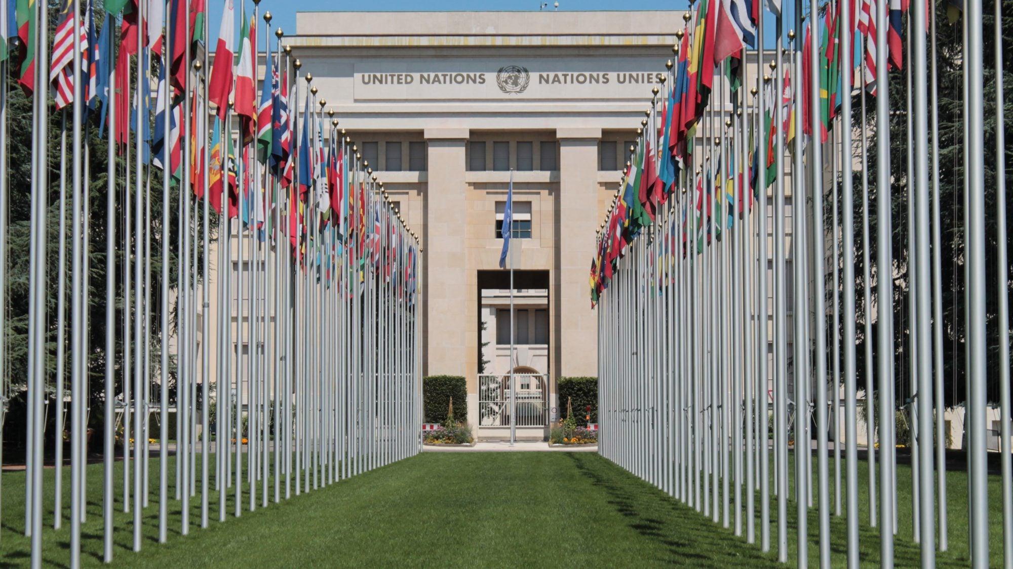 United Nations Headquarters in Geneva