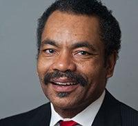 Georgetown history professor Maurice Jackson