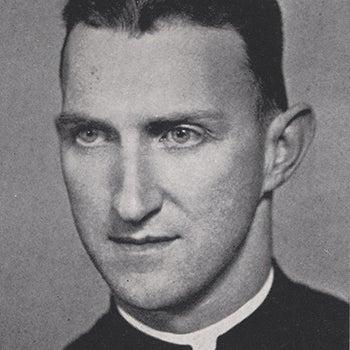 Rev. Martin J. O'Gara, S.J.