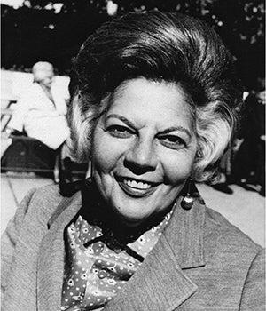 Edna Berger