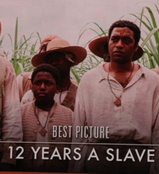 A still from the 2014 Best Picture winner 12 Years A Slave.