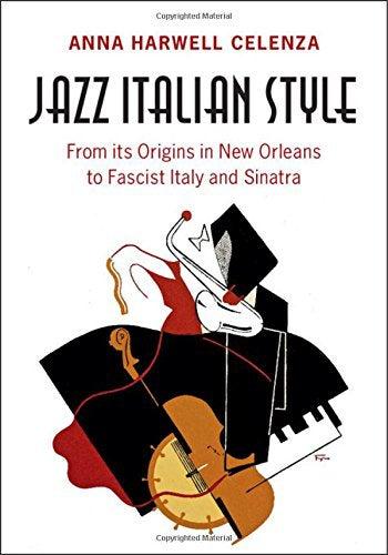 Jazz Italian Style Book Cover