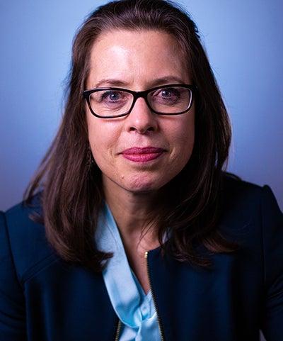 Headshot of Ambassador Kelly Keiderling