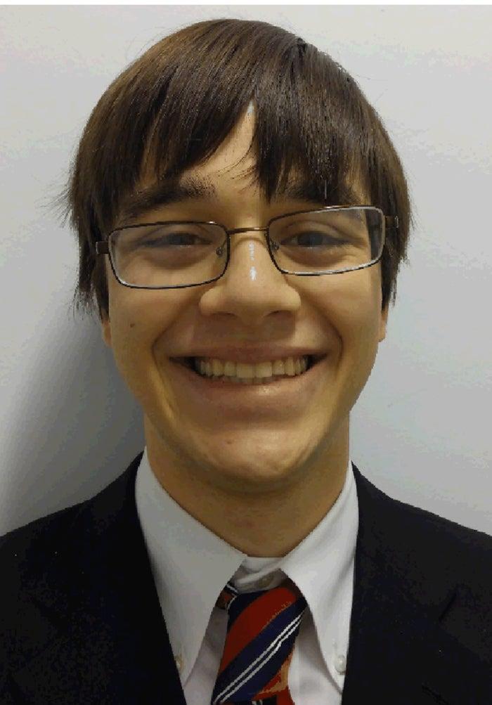 James Parvur (SFS'16)