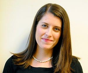 Georgetown Scholarship Program Director Missy Foy