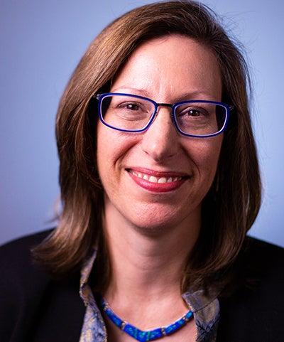 Headshot of Ambassador Alaina Teplitz