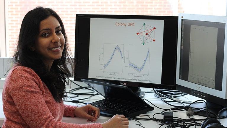 Georgetown Ph.D. candidate Pratha Sah