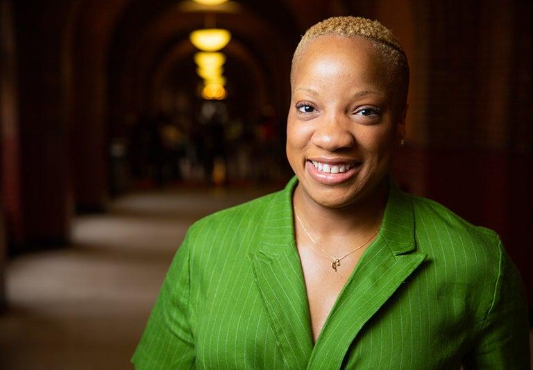 Portrait photo of Pamela Nwaoko
